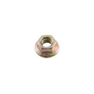 Picture of 300337 NUT M8X1.25 MM HHF GR8.8 YL ZN