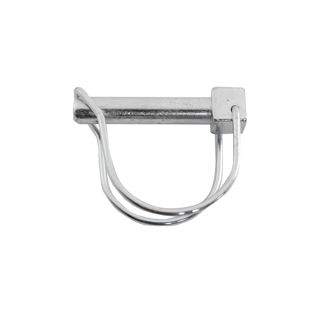 Picture of 18039 PIN LOCK 8 X 40MM PIPE SAFETY PIN YL ZN