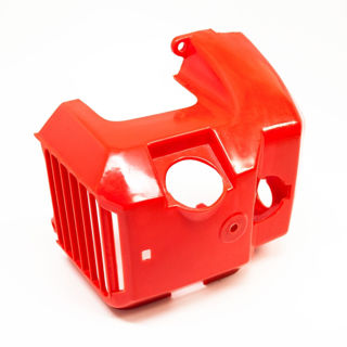 Picture of 300482 SHROUD VIPER ENGINE RED