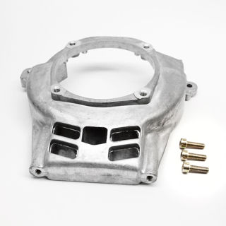 Picture of 13239 MOUNT RING AND SHROUD 40CC 4 CYCLE