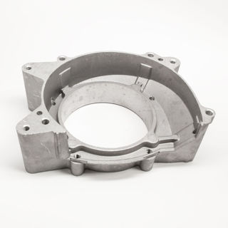 Picture of 3004110 MOUNT RING AND SHROUD 43/51.7CC HP