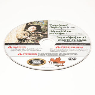 Picture of 48800 DVD TREESTAND SAFETY
