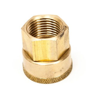 Picture of 23844 FITTING BRASS SWIVEL 3/4 FNPT X 3/4 GHT