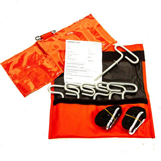 Picture of 30980 ASSEMBLY ICE ANCHOR BAG 6 PK W/ 2-2.5 CM STP