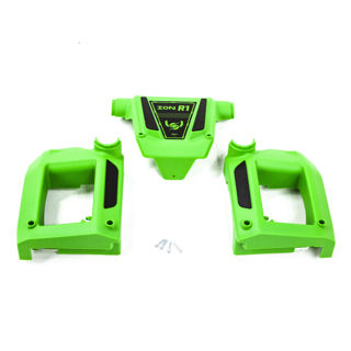 Picture of 37185 KIT ION R1 MOTOR SHROUD WITH HARDWARE BRIGHT GREEN